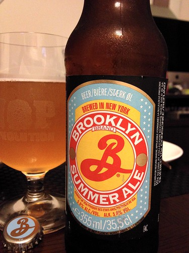 Brooklyn Summer Ale2