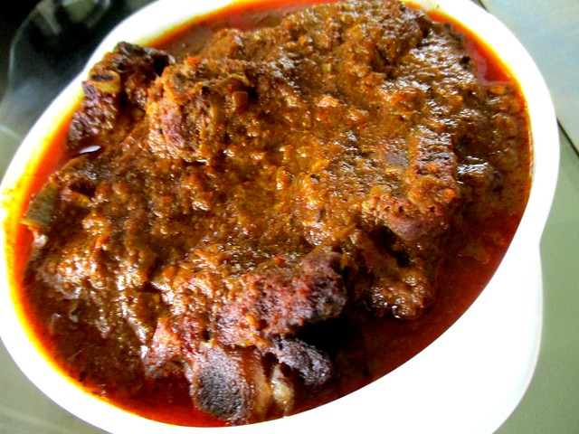 Payung's Bangladeshi lamb curry