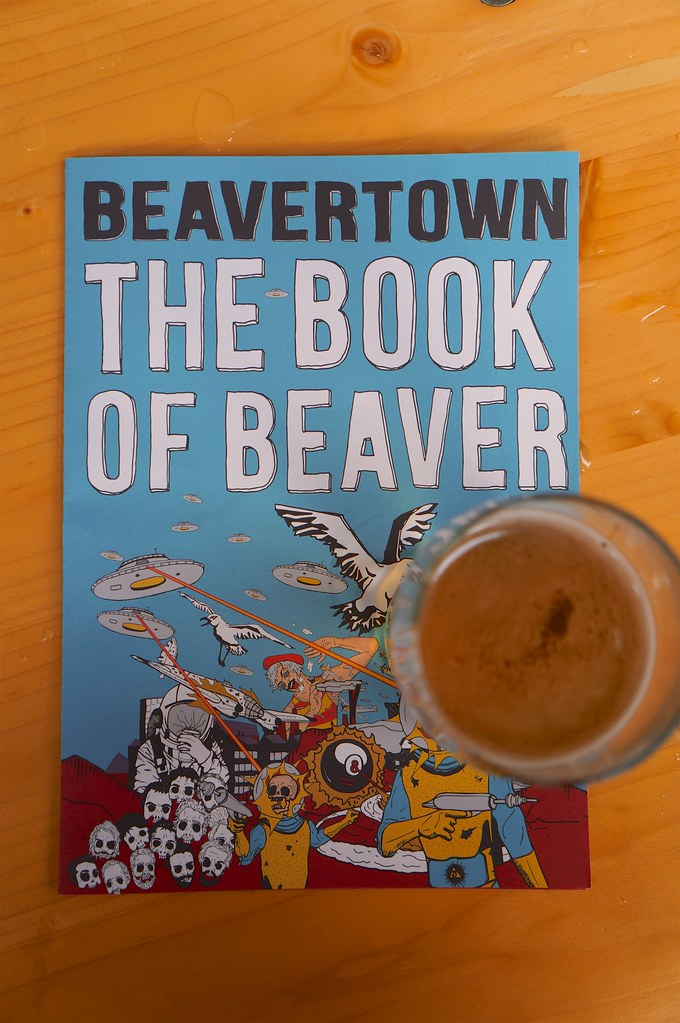 The book of Beaver