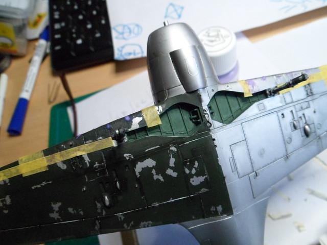 Pas-à-pas : Mitsubishi J2M3 modele 21 Raiden Jack [Tamiya 1/48] 24265157380_f818e6eeb9_z