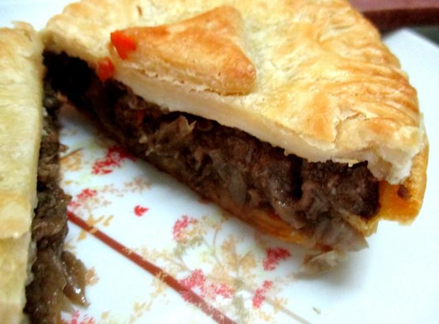 John's Pie, lamb 3