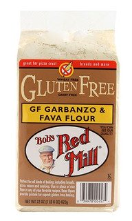 bob's red mill garbanzo fava flour