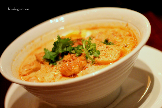 Cafe Causette Curry Laksa