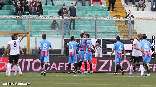 Catania-Messina 2-1: Rotto l'incantesimo$