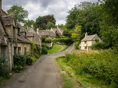 Arlington Row and Awkward Hill, Bibury