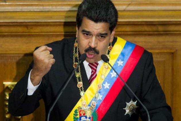 Nicolás Maduro ordena reprimir violencia derivada de protestas contra apagones