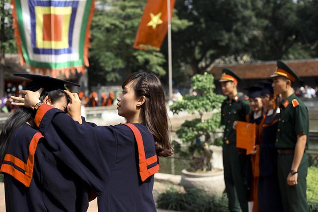 Graduates Hanoi