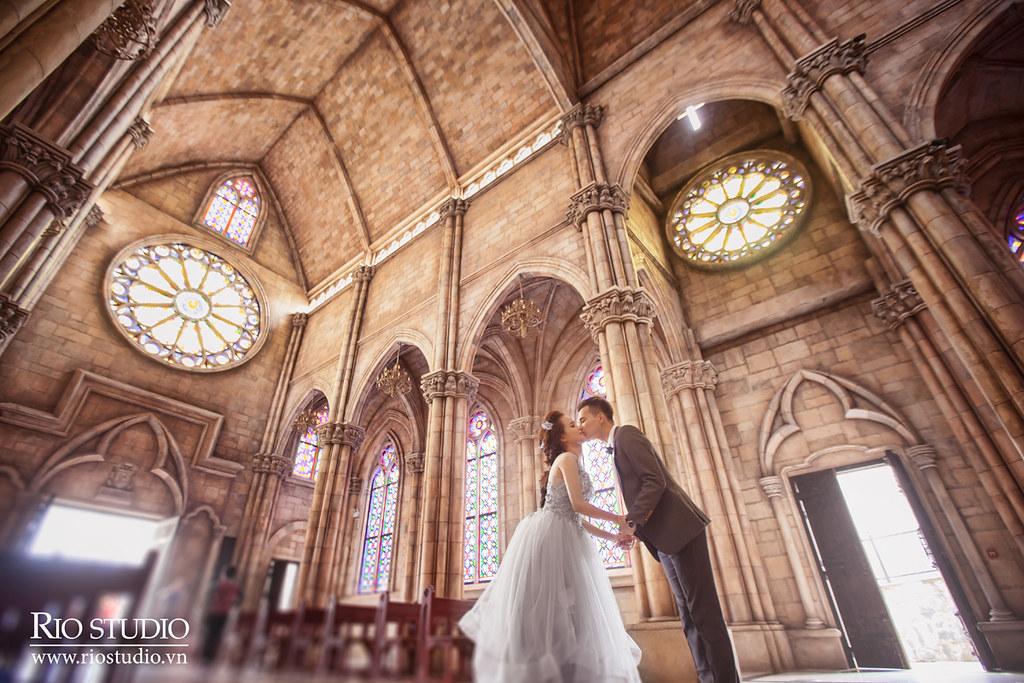 Ảnh cưới Đạt - Nhung (Đà Nẵng)
