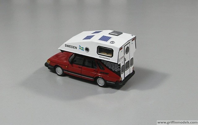 Resized Saab model