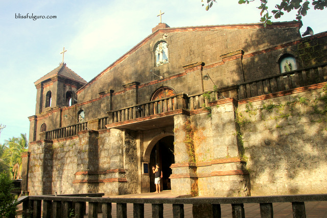 Our Lady Of The Pillar Church Morong Bataan