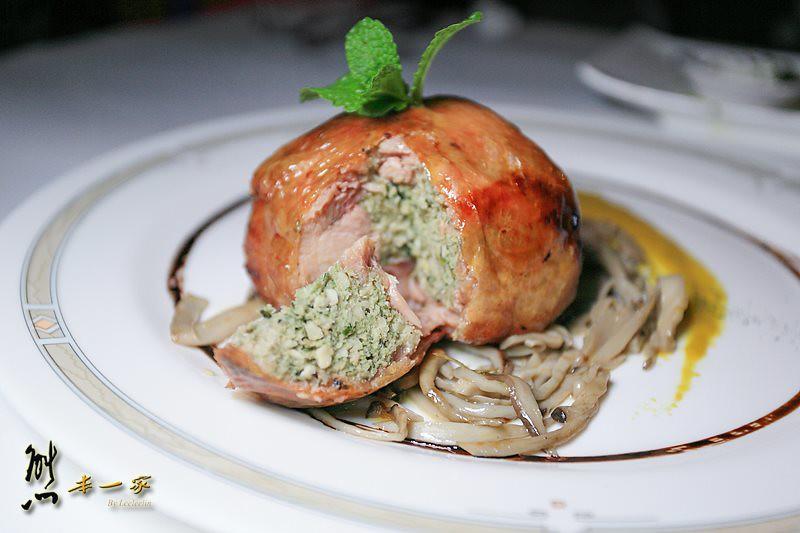 普羅旺斯玫瑰莊園 villa 餐廳下午茶晚餐buffet