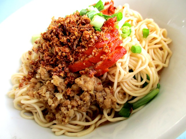 A one Cafe kolo mee 2