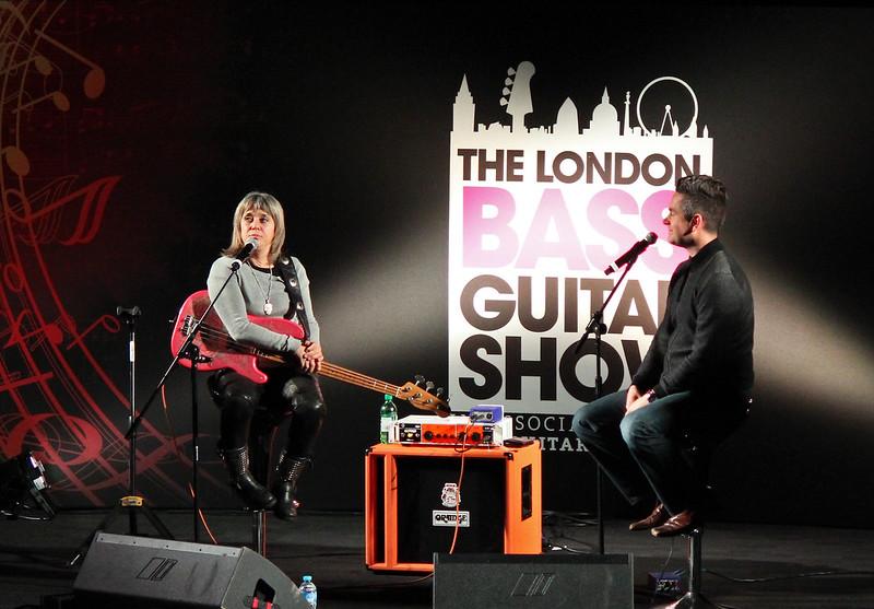 Suzi Quatro with Dave Marks