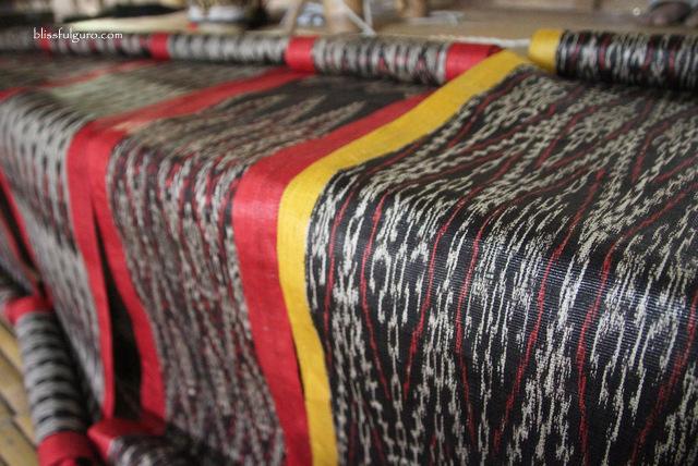Lang Dulay Tnalak Weaving