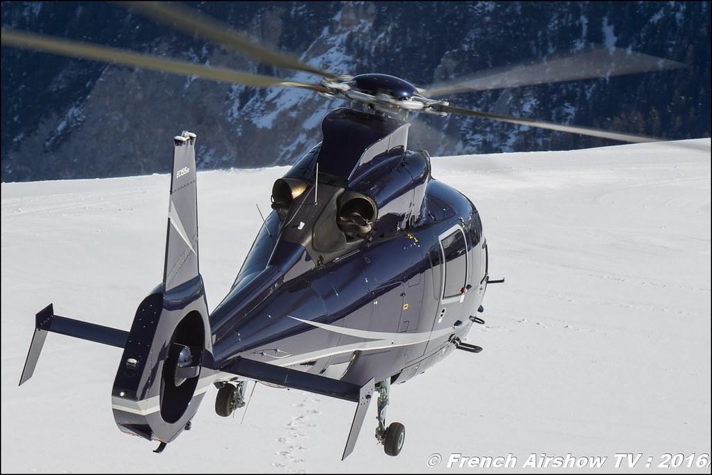 EC155B1 - F-HEGT, Héli Sécurité, Salon Hélicoptère à Courchevel 2016, Meeting Aerien 2016