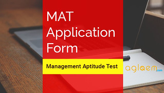 MAT Registration / Application Form 2017 - Register Here