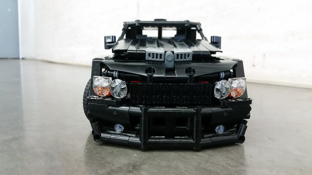 Jeep Cherokee Forum >> Custom Lego Jeep Grand Cherokee SRT8 MOC | martin weigle ...