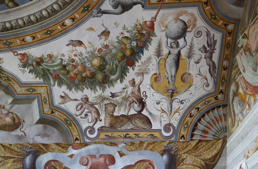 1576 1585 grottesche cesare baglione 1550 1615 sal - Decorazioni grottesche ...