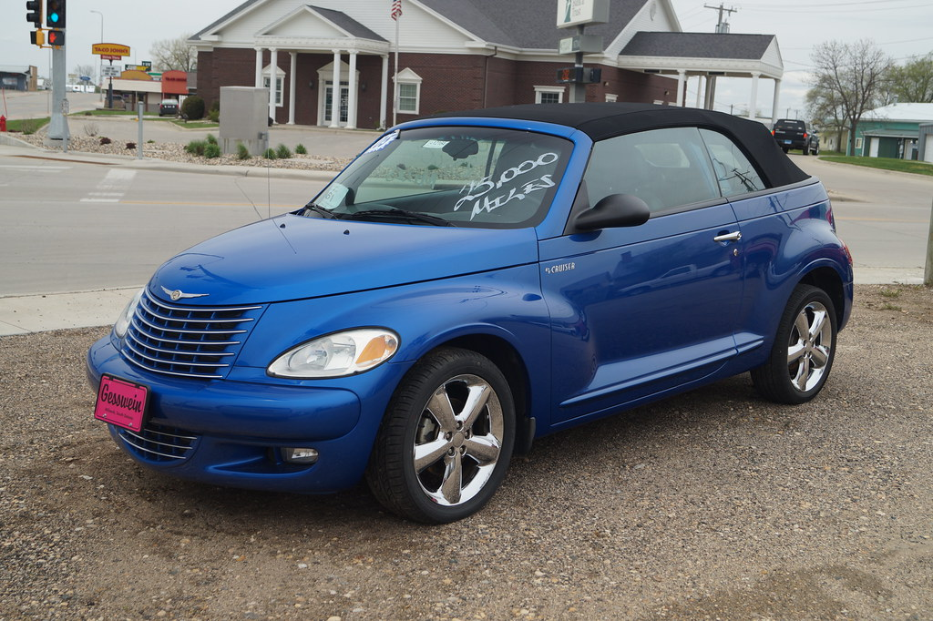 2005 chrysler pt cruiser gt convertible turbo click here. Black Bedroom Furniture Sets. Home Design Ideas
