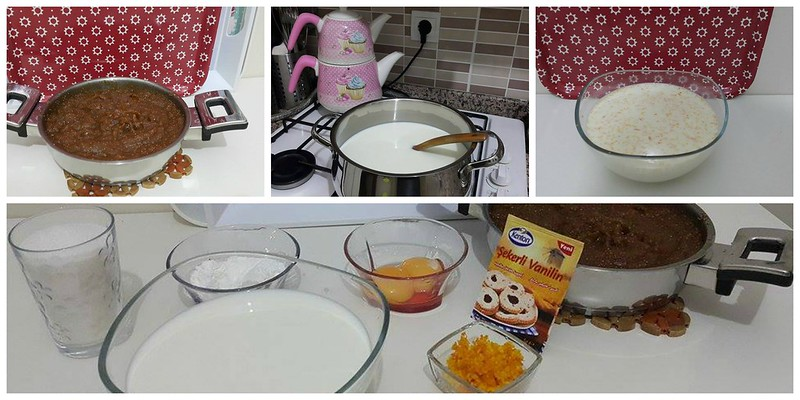 sütlü incir tatlısı nasıl yapılır