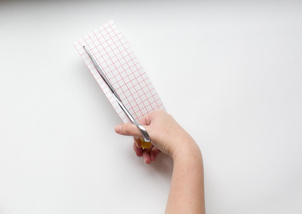 Couper du papier