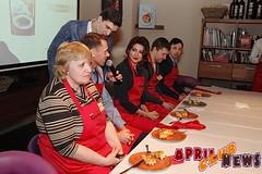 Презентация порционного продукта Mon Petit бренда Gourmet