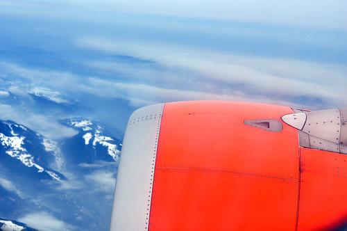 28.02.2016 Flug von Basel-Mulhouse-Freiburg nach Nizza Nice Côte d'Azur Foto Brigitte Stolle Mannheim