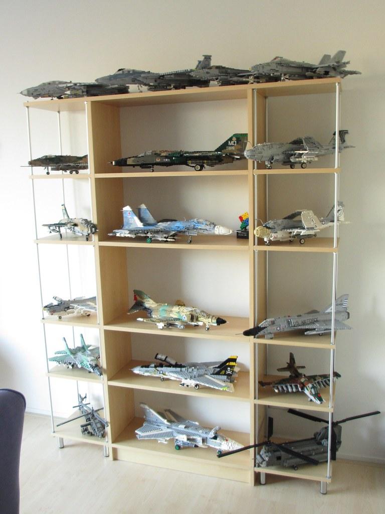 Aircraft Shelves (Feb 2016)