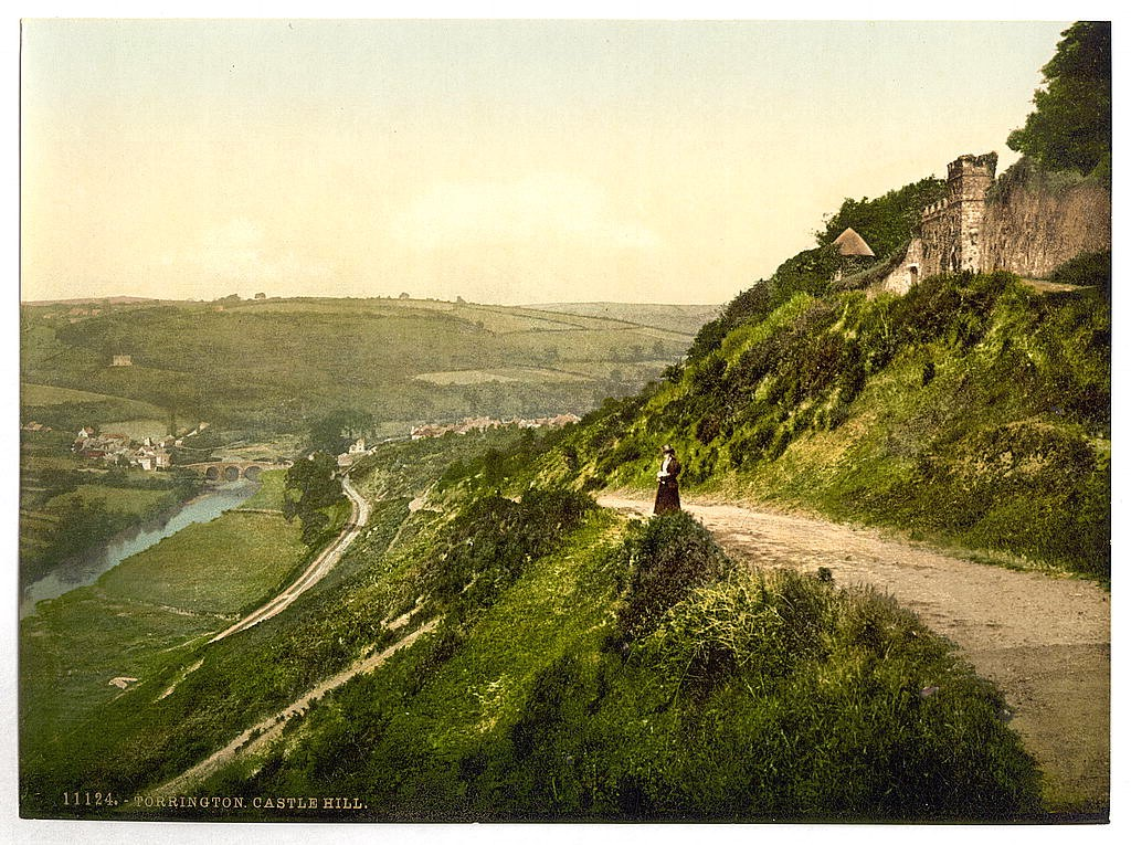Castle Hill, Torrington, Devon