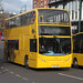 Yellow Buses DCE186 SK07DYB