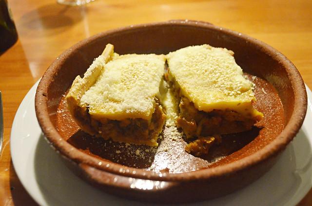 Puff Pastry gratin, Hay Lo Que Hay, La Paz, Pueto de la Cruz, Tenerife