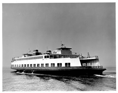 M/V Evergreen State 1954