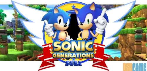 Sonic Generations - zona oculta