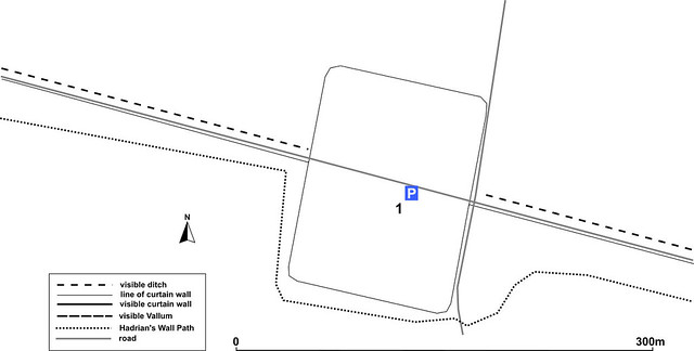 Rudchester minor car park map