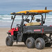 Beach Rescue vehicle
