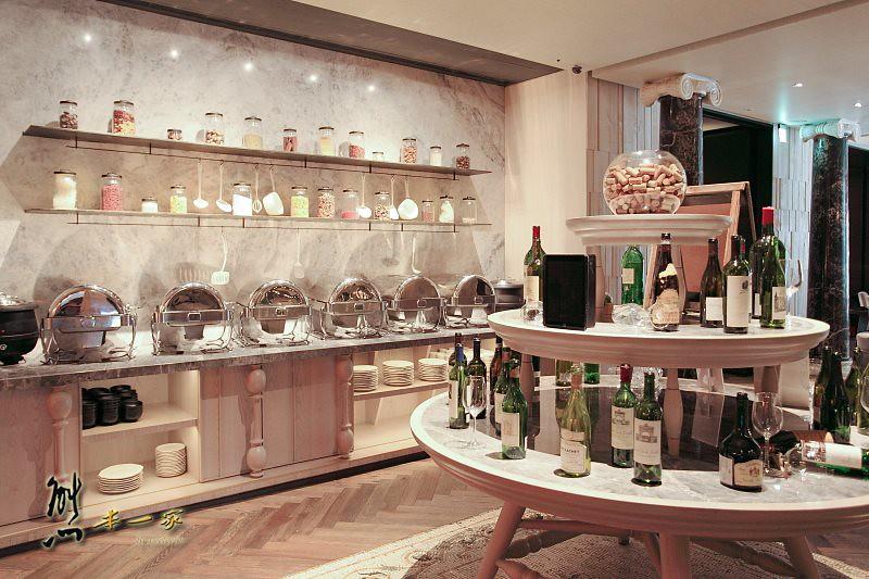 [台北捷運雙連站美食] 驢子餐廳|華泰王子大飯店
