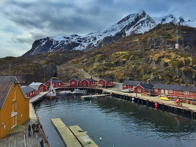 Nusfjord (Islas Lofoten, Noruega)
