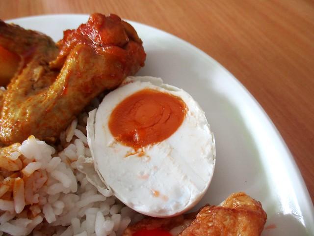 Liza Cafe salted egg