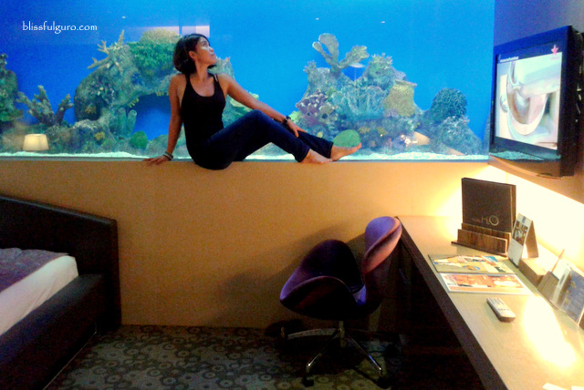 Hotel H2O Manila Aqua Room