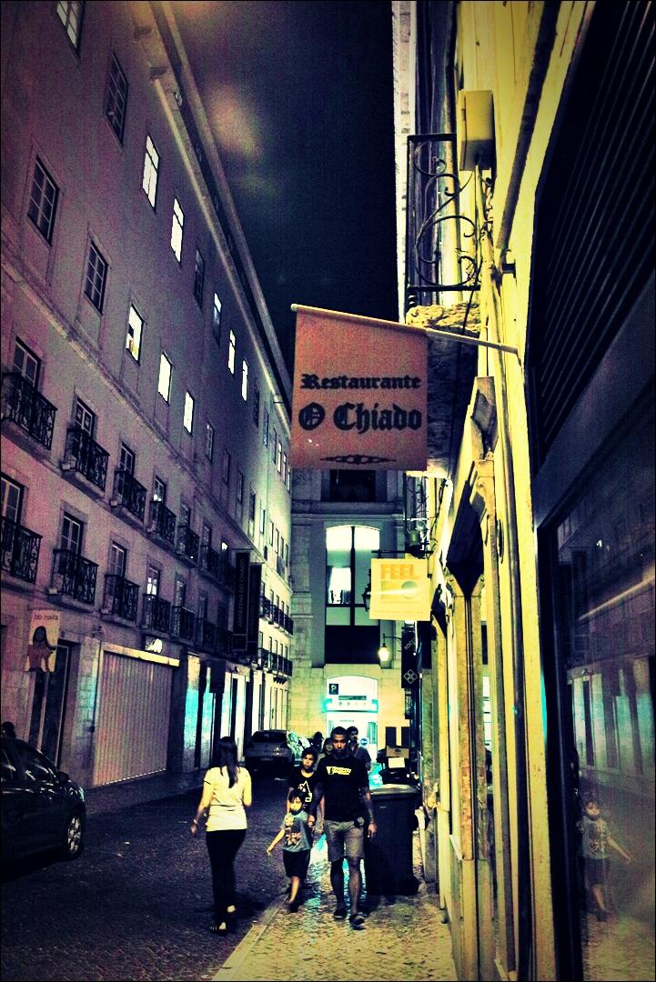 오 치아두-'리스본 오 치아두 레스토랑 Restaurant O Chiado Lisbon'