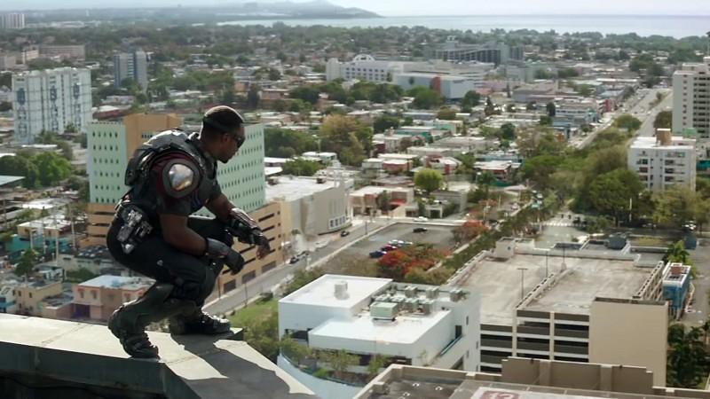 Capitán América: Guerra Civil Puerto Rico