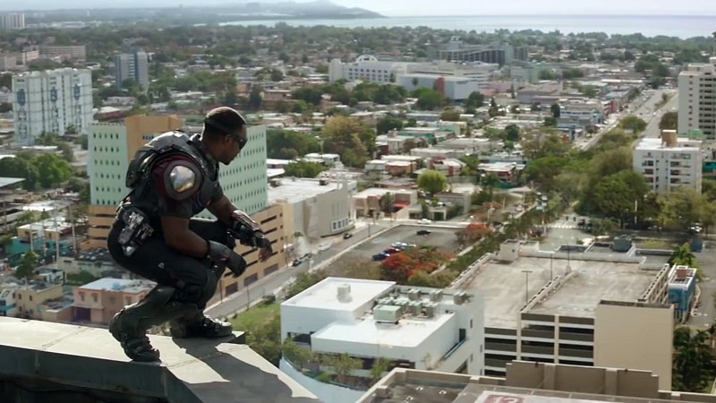 Milla de Oro Puerto Rico scene