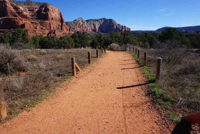 bell rock path