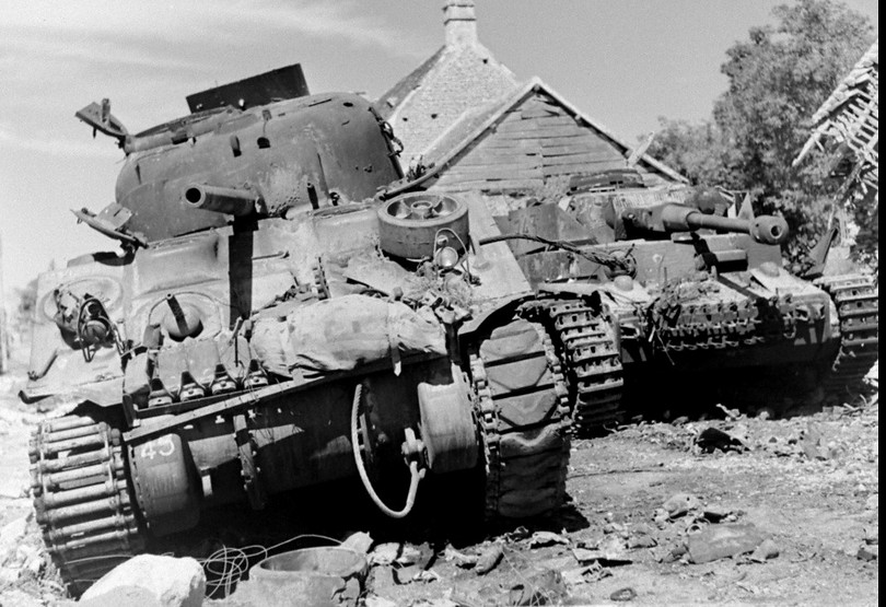 Canadian Tank M4a4 Quot Sherman Quot M4a4 Of The South Alberta Reg
