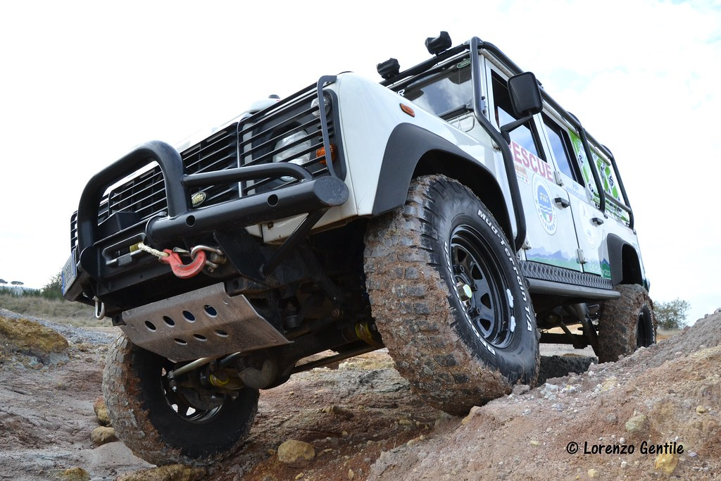 Land Rover Defender 110 - 2004