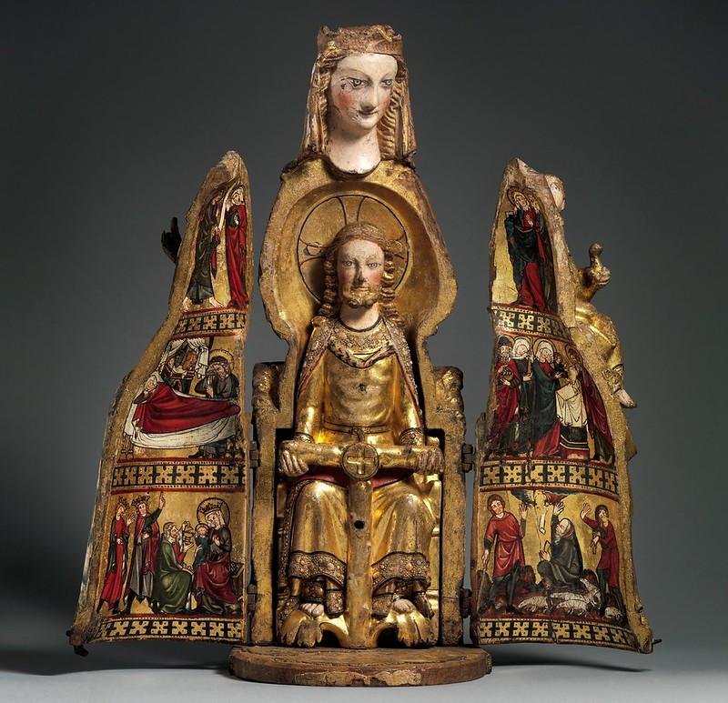 Скульптура Чуда Боговоплощения
