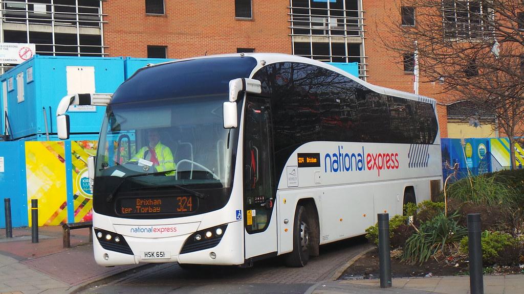 National Express Parks of Hamilton Volvo B9R Plaxton Elite…   Flickr