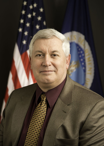Dr. Jack Shere, USDA's Chief Veterinary Officer