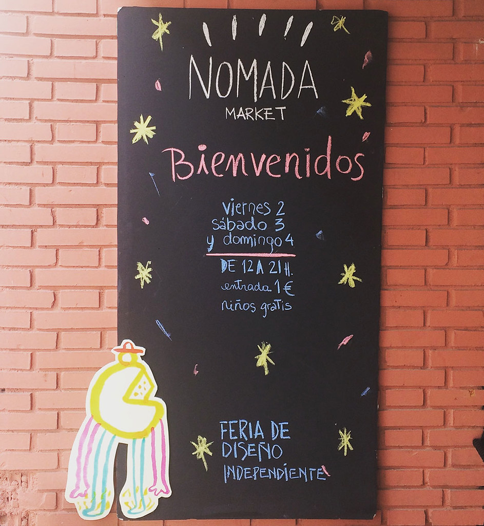 Nomada Market Vive La Difference