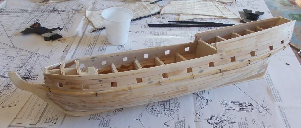 """Fregata della Marina Sarda """"Baroldo"""" 1781 26405436370_4ebb3e5a41_b"""